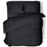 Комплект постельного белья «Samsara» Черный, полуторный, Сат150-10