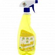 Чистящее средство для мытья стекол «Чистоff» Лимон, 500 мл.