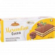 Пирожные бисквитные «Meister Moulin» с какао-кремовой начинкой, 250 г