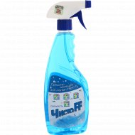 Чистящее средство для мытья стекол