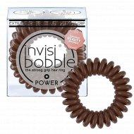 Резинка-браслет для волос «Invisibobble» Power Pretzel Brown.