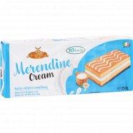 Пирожные бисквитные «Meister Moulin» с молочной начинкой, 250 г