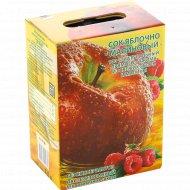 Сок из яблочно-малиновый, 100% натуральный, 3 л.