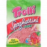 Мармелад жевательный «Trolli» кислые спагетти с клубникой, 100 г