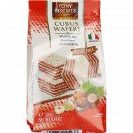 Вафли «Feiny Biscuits» с орехово-кремовой начинкой, 125 г