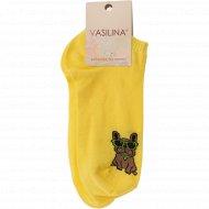 Носки женские «Vasilina» 0с9259, размер 23-25
