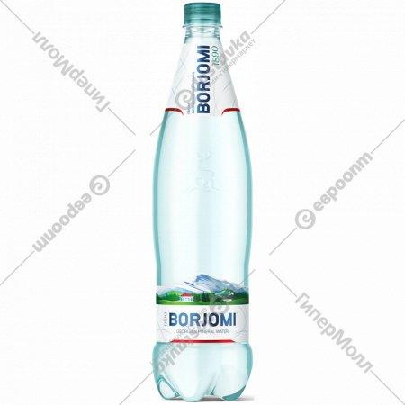 Вода минеральная «Borjomi» газированная 1 л.