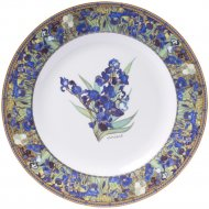 Тарелка «Belbohemia» мелкая, Ван Гог. Ирисы, RN10093-Z021, 170715