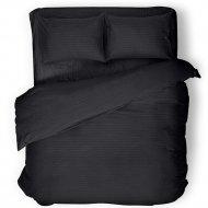 Комплект постельного белья «Samsara» Черный, двуспальный, Сат200-10