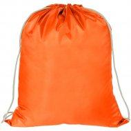 Мешок для обуви 1 отделение «ArtSpace» оранжевый, 340х420 мм