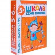 Книга «ШСГ 5-6 ЛЕТ» полный годовой курс.