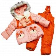 Комплект для девочки, размер 80-92, 48.