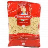 Макаранные изделия «Pasta Zara» №23 Рис крупный, 500 г.