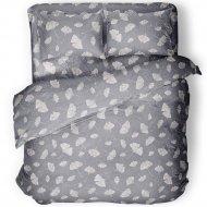 Комплект постельного белья «Samsara» Сильвери, двуспальный, Сат200-12