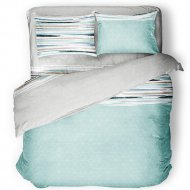 Комплект постельного белья «Samsara» Импрессо, двуспальный, Сат200-13