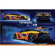 Альбом для рисования А4 «ArtSpace» Futuristic car, 20 листов