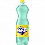 Напиток «Fanta» лимон 1.5 л.
