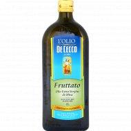 Масло оливковое «De cecco» нерафинированное, 1000 мл.