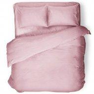 Комплект постельного белья «Samsara» Розовый зефир, Евро, Сат220-5