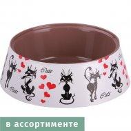 Миска «Cats» 0.3 л.