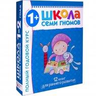 Книга «ШСГ 1-2 ГОДА» полный годовой курс.