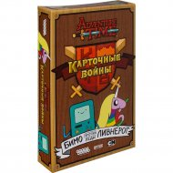 Настольная игра «Время приключений: Карточные войны».