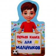 Книга «Первая книга для мальчиков».