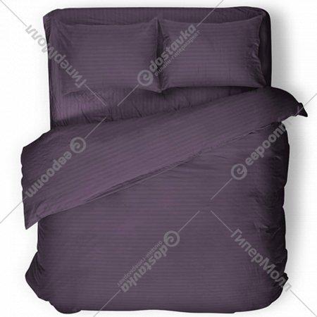 Комплект постельного белья «Samsara» Мокрый асфальт, Евро, Сат220-9