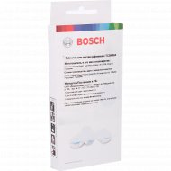 Таблетки для чистки кофемашин «Bosch» TCZ8002A