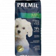 Корм для щенков «Premil» Mini Super Premium, 15 кг.