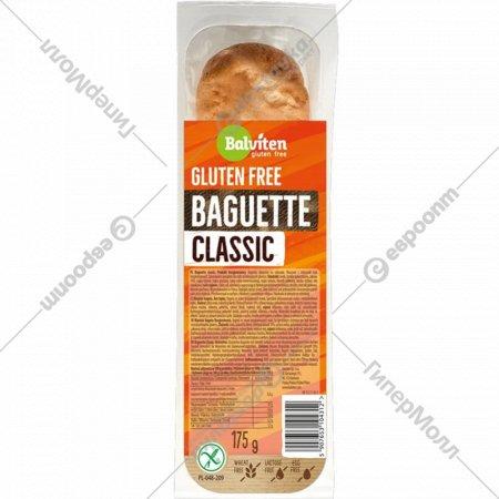 Продукт без глютена багет классичекий «Balviten» 175 г