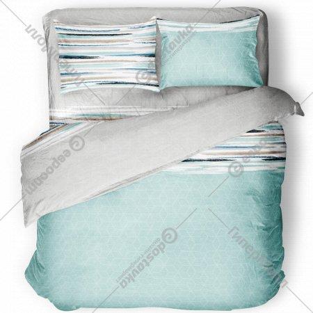 Комплект постельного белья «Samsara» Импрессо, Евро, Сат220-13