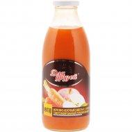 Нектар морковно-яблочный «Для друзей» с мякотью, 730 мл