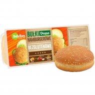 Булочка для гамбургера с кунжутом «Balviten» 140 г