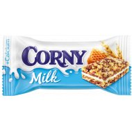 Батончик «Corny Big» с молоком и медом, 30 г.