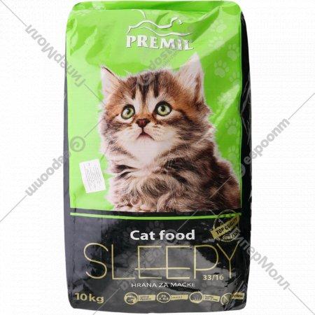 Корм для котят «Premil» Sleepy Super Premium, 10 кг