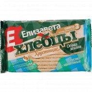 Хлебцы хрустящие «100%» рисово-конопляные, 55 г