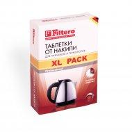 Таблетки от накипи для чайников «Filtero» 609, 15 шт.