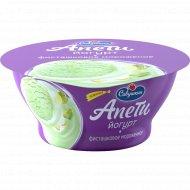 Йогурт «Апети» с наполнителем фисташковое мороженое, 5%, 110г.