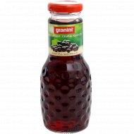 Сок из черной смородины «Granini» осветленный, 250 мл.
