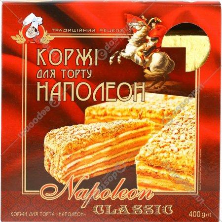 Коржи для торта «Наполеон» 400 г.