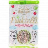 Мармелад «Fruktelli» со вкусом малины и киви, 200 г.