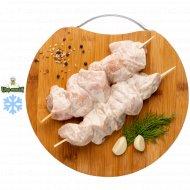 Полуфабрикат шашлык из куриного филе «Премиум» замороженный, 900  г.