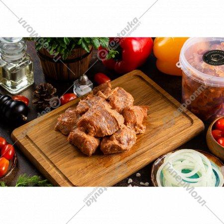 Полуфабрикат шашлык из свинины «Пикантный» замороженный, 900  г.