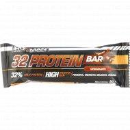 Батончик «32 Protein» шоколад, 50 г.