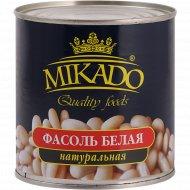 Фасоль белая «Mikado» натуральная, 400 г.