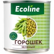 Горошек зеленый «Эколайн» консервированный, 420 г.