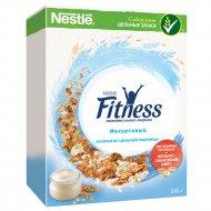 Хлопья из цельной пшеницы «Fitness» йогуртовый, 245 г.