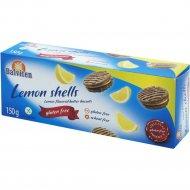 Масляное печенье с лимонным кремом «Lemon shells» 150 г