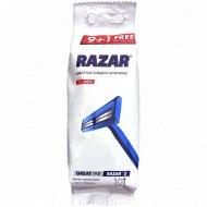 Бритвы «RAZAR 2» одноразовые, 10 шт.